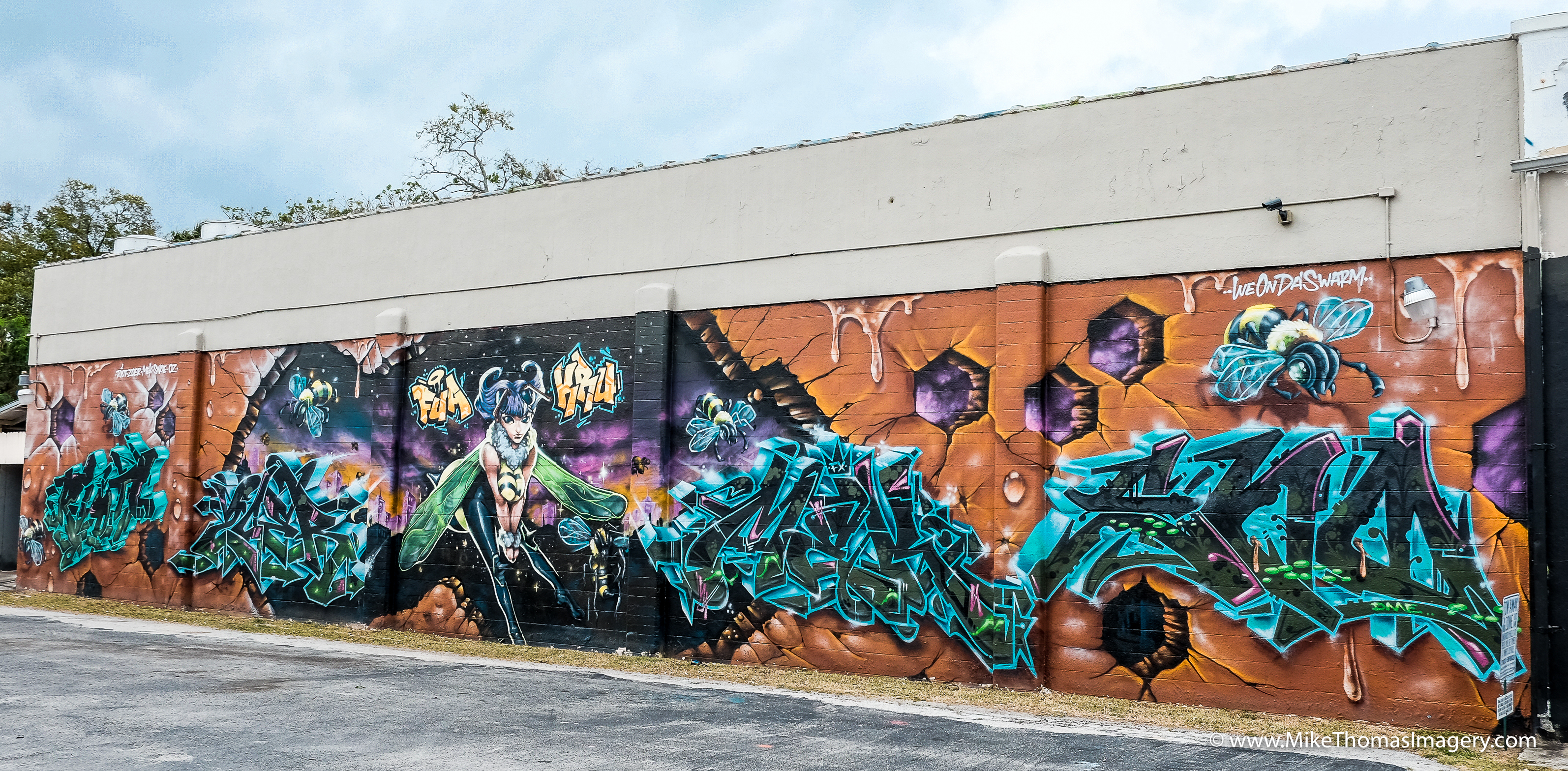 street photography, street art, murals, orlando, downtown orlando, art