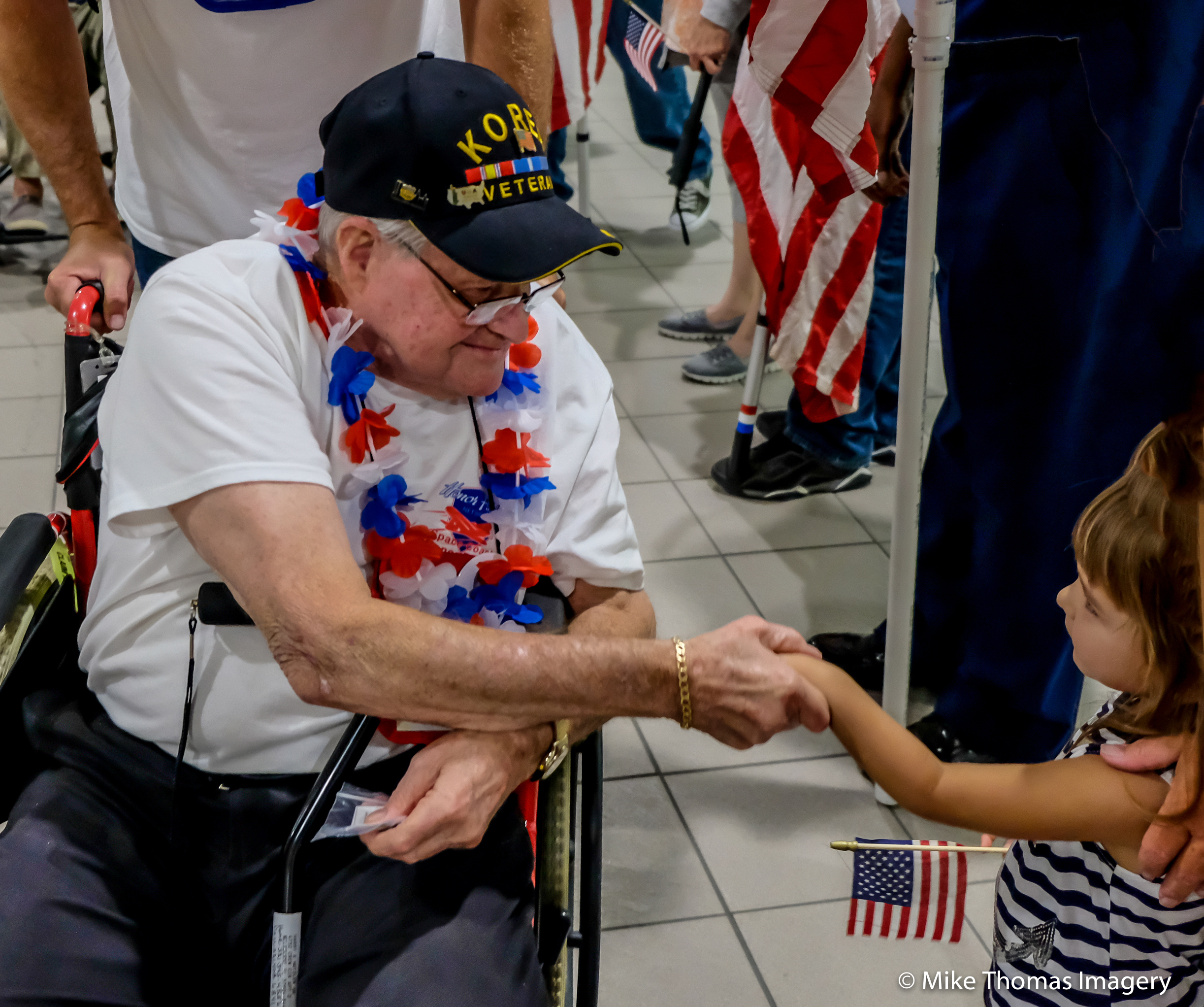 honor flight, military, veterans, ww ii, world war ii, korean war, vietnam