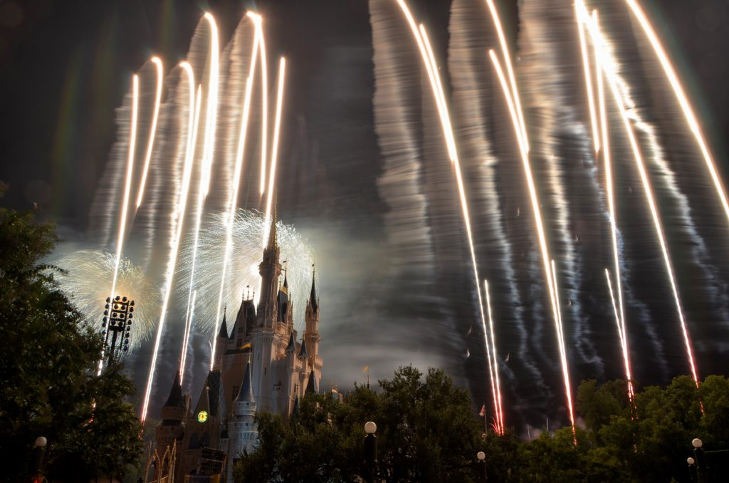 disney, disney world, walt disney, wishes, fireworks, pyrotechnics, wishes, magic kingdom