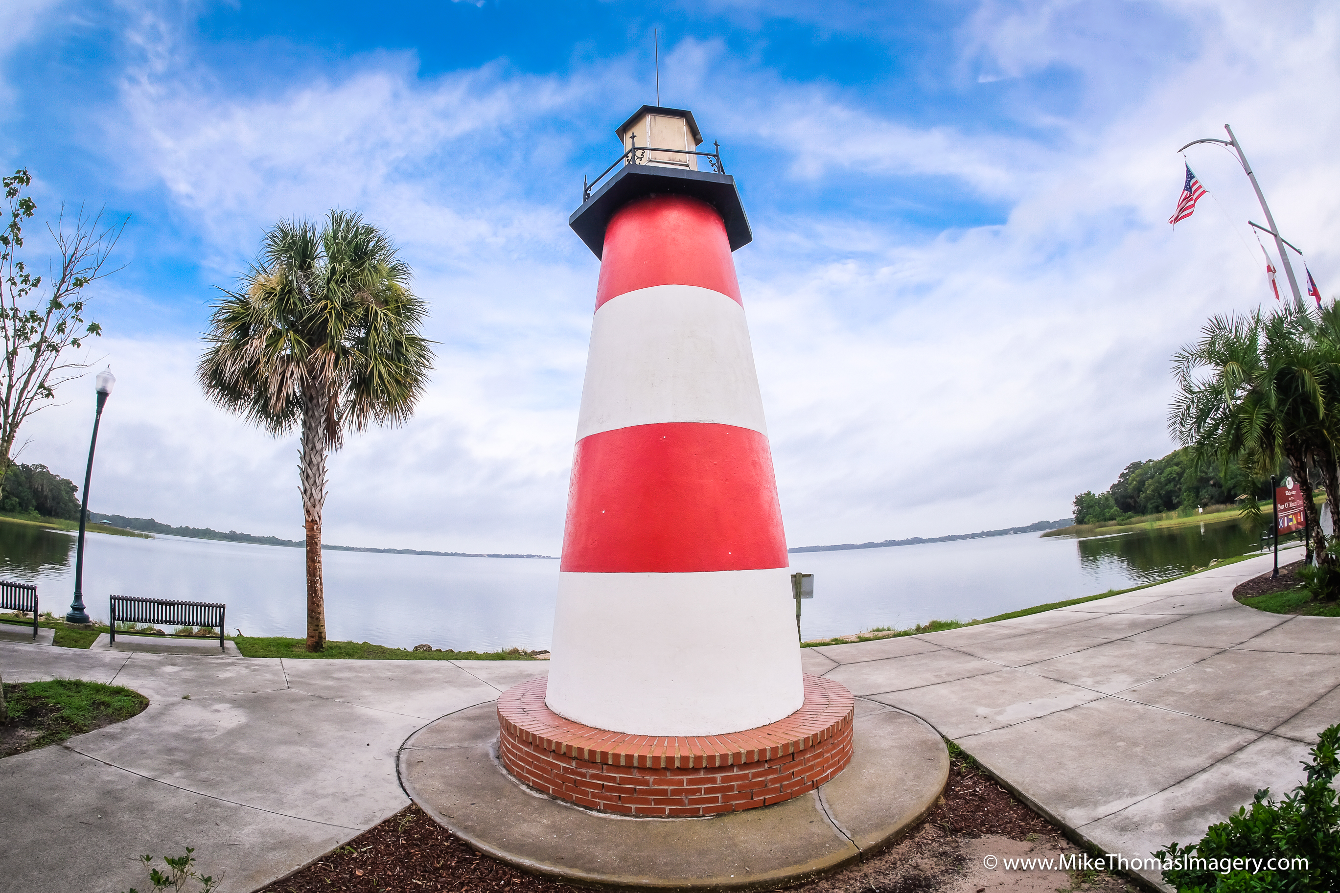 lighthouses, florida, mount dora florida, nature, landscape, mariner, boating, lake, water, ocean