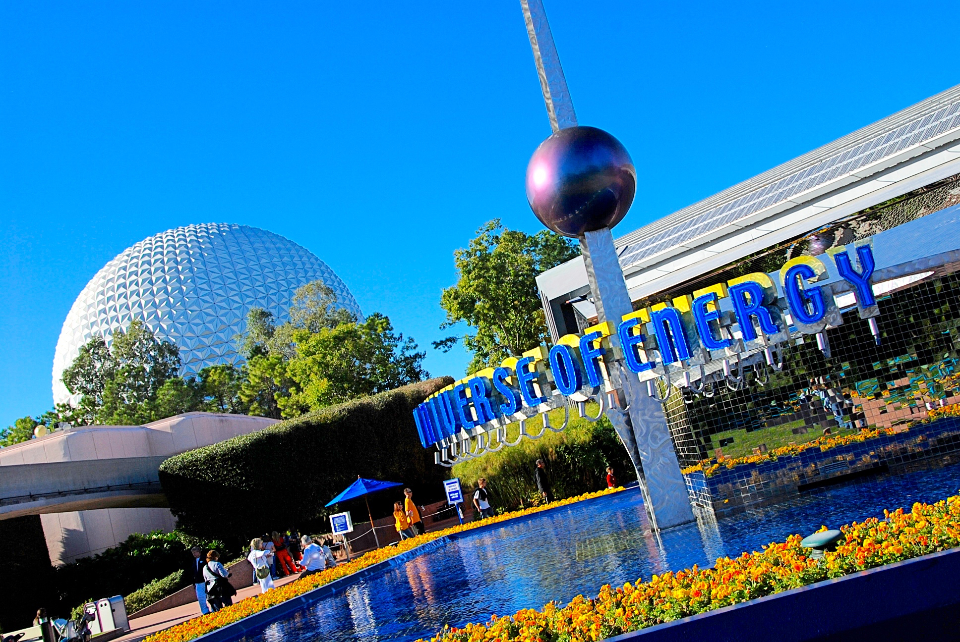 disney, epcot, univers of energy, further world, ellen energy adventure,