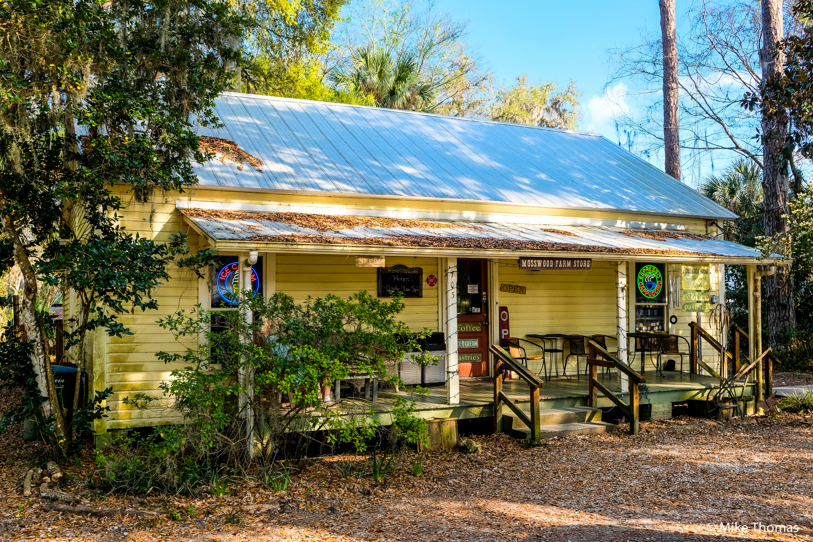 florida, micanopy, doc hollywood, cross creek, gainesville, general store